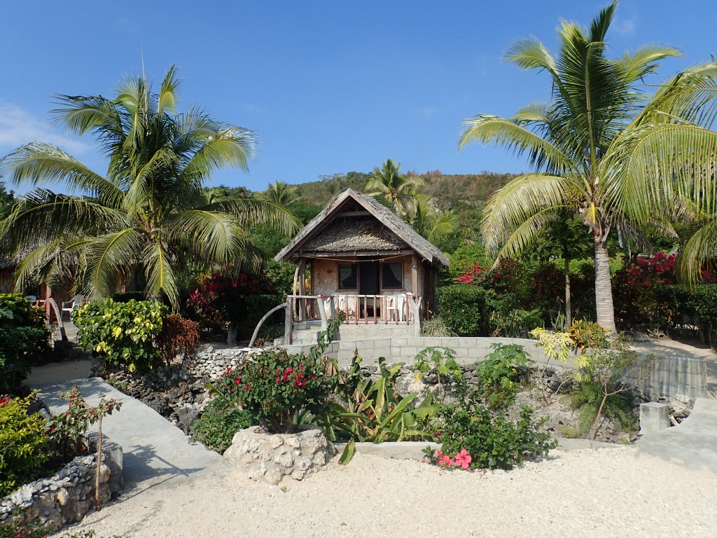 Our home on Tanna